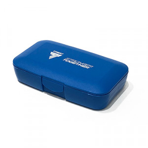 BOX FOR TABLETS -  BLUE - STRONGER TOGETHER