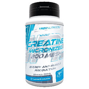 CREATINE MICRONIZED 200 MESH + TAURINE CAPS