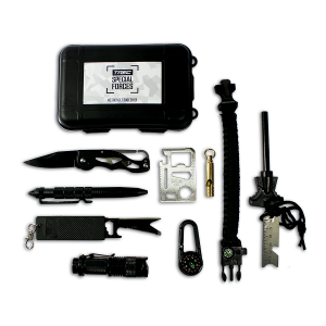 SPECIAL FORCES MULTITOOL - SET