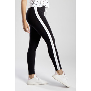 LEGGINGS TRECGIRL 024 COTTON BLACK