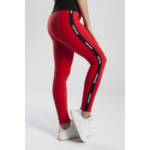 LEGGINGS TRECGIRL 025 COTTON RED