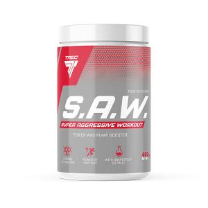 pre-workout SAW