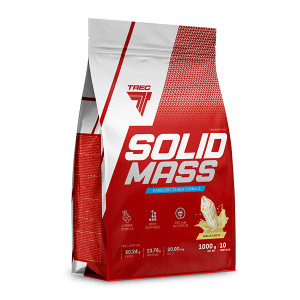 solid mass