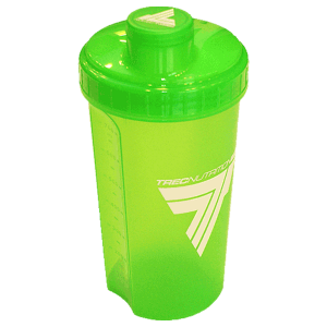 SHAKER 017 - 0,7 L - NEON GREEN - TREC TEAM