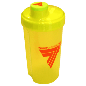 SHAKER 014 - 0,7 L - NEON YELLOW - TREC TEAM