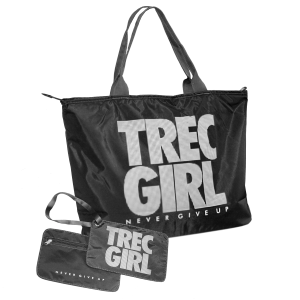 TREC GIRL BAG 001 - BLACK