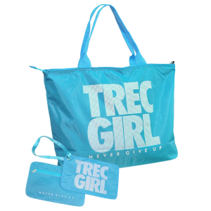 TREC GIRL BAG 002 - NEON BLUE