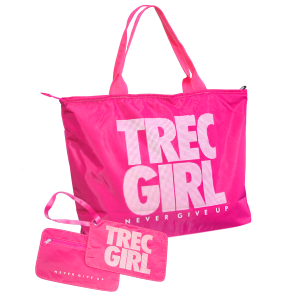 TREC GIRL BAG 004 - NEON PINK