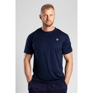 T-SHIRT - COOLTREC 001 - NAVY