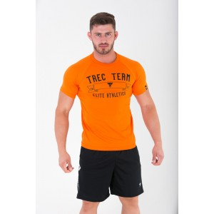 T-SHIRT - COOLTREC 008 - ORANGE
