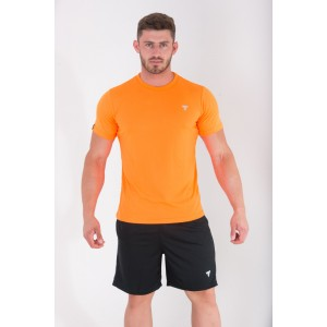 T-SHIRT - COOLTREC 010 - ORANGE FLUO