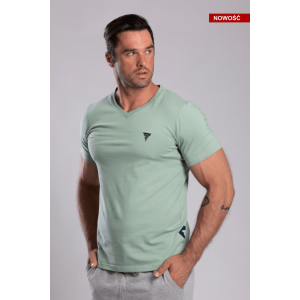 T-SHIRT V-NECK TREC 05 MINT