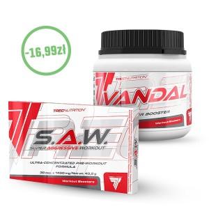 Przedtreningówka VANDAL + SAW Gratis