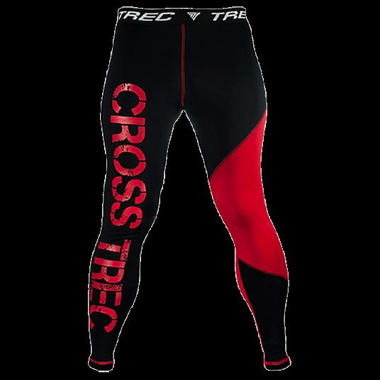 PRO PANTS - CROSSTREC 001 - BLACK-RED