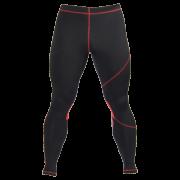 PRO PANTS 003 - BLACK/RED
