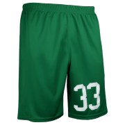 SHORT PANTS - COOLTREC 007 - GREEN