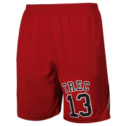 SHORT PANTS - COOLTREC 005 - RED