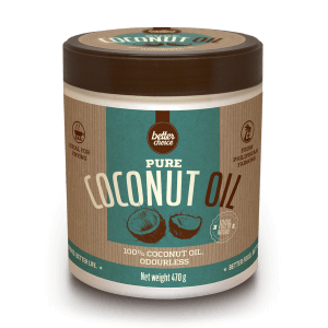 PURE COCONUT OIL - PET - 470G