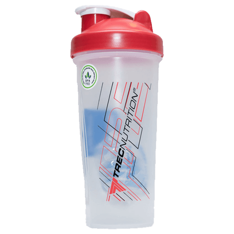SHAKER CLASSIC - 0,8 L - RED