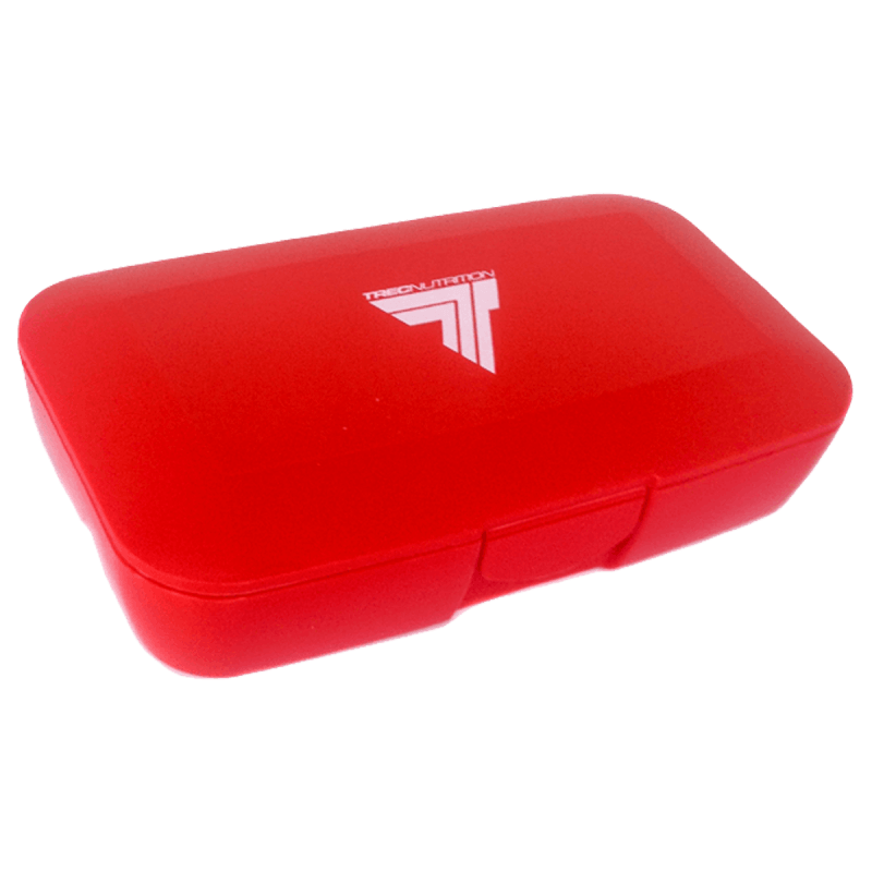BOX FOR TABLETS - TETKA - RED