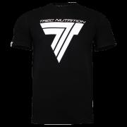 T-SHIRT - PLAY HARD 002 - BLACK