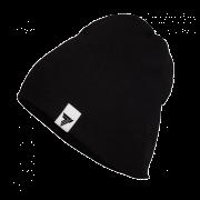 WINTER CAP 002 - BLACK