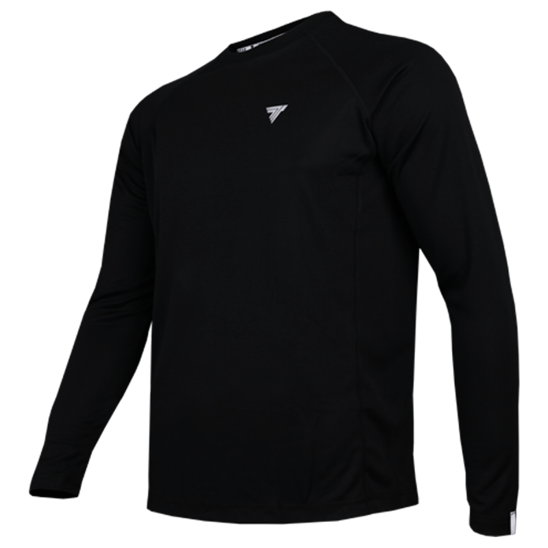 COOLTREC 013 - LONG SLEEVE - BLACK