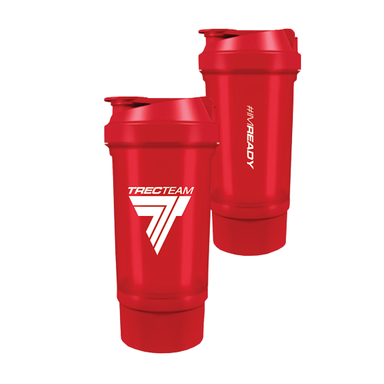SHAKER 202 - 0,5 L - RED #IM READY