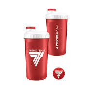 SHAKER 026 - 0,7 L - RED - #IM READY