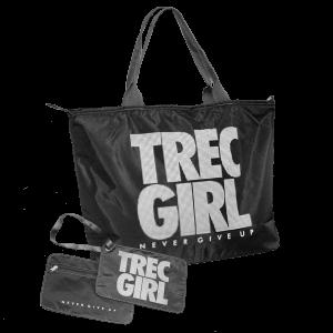 TREC GIRL BAG 001 - BLACK