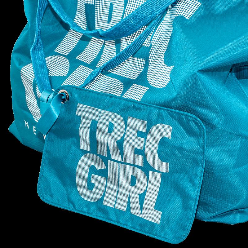 TREC GIRL BAG 002 - NEON BLUE