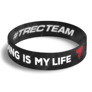 WRISTBAND 073 - BODY BUILDING IS MY LIFE
