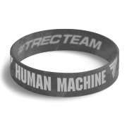 WRISTBAND 075 - HUMAN MACHINE