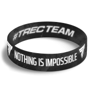 WRISTBAND 079 - NOTHING IS IMPOSSIBLE