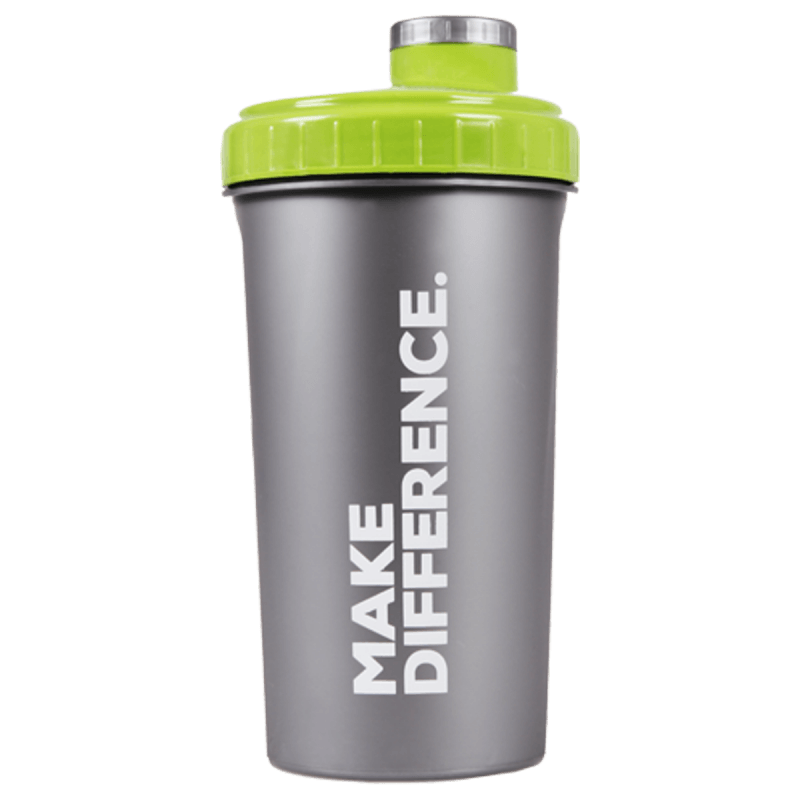 SHAKER 001 - 0,7 L - SILVER - MAKE DIFFERENCE