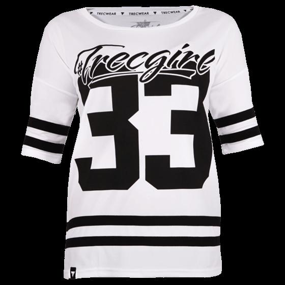 OVERSIZE - TRECGIRL 002 - WHITE