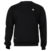 SWEATSHIRT 029 - PLAYHARD - BLACK