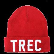 WINTER CAP 009 - TREC - RED