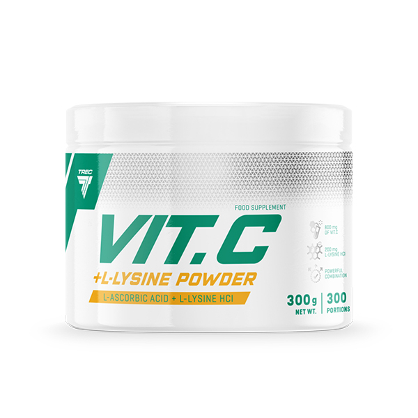 VITAMINA C + L-LYSINE POWDER
