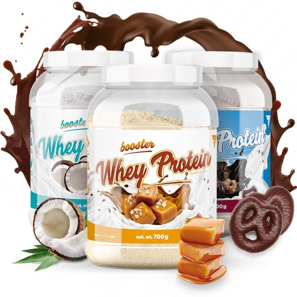 BOOSTER WHEY PROTEIN Glowne