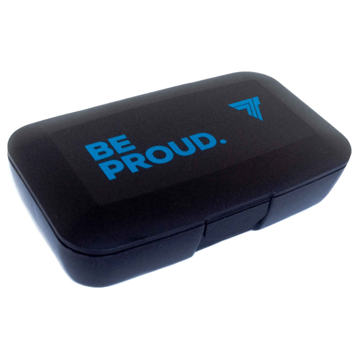 BOX FOR TABLETS - BE PROUD - BLACK Glowne