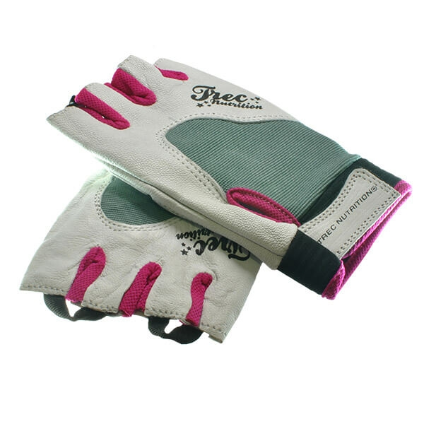 GLOVES LADIES WHITE Glowne