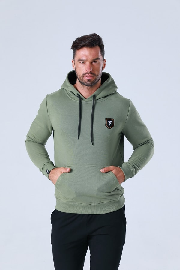 Trec Wear Special forces HOODIE 057 CREST OLIVE Glowne
