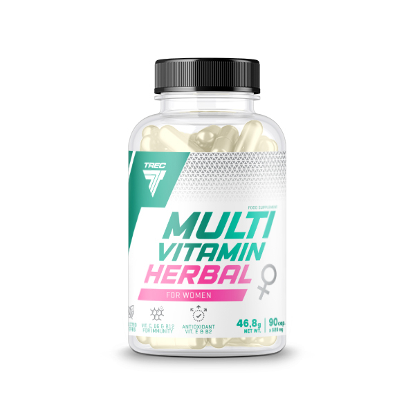 MULTIVITAMIN HERBAL FOR WOMEN Glowne