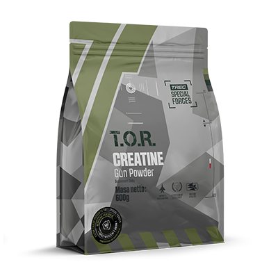 T.O.R. CREATINE GUN POWDER Glowne