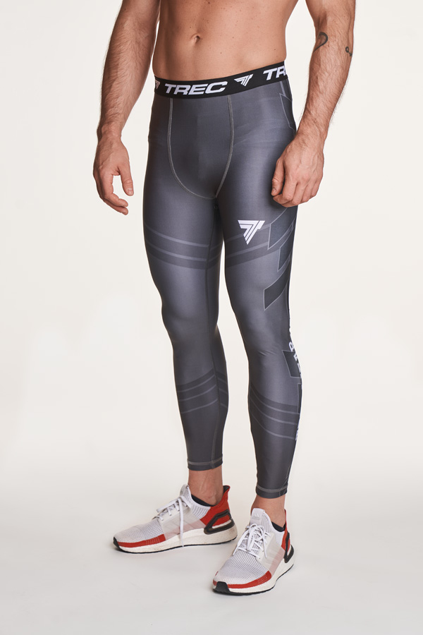 None PRO PANTS 103 GREY Glowne