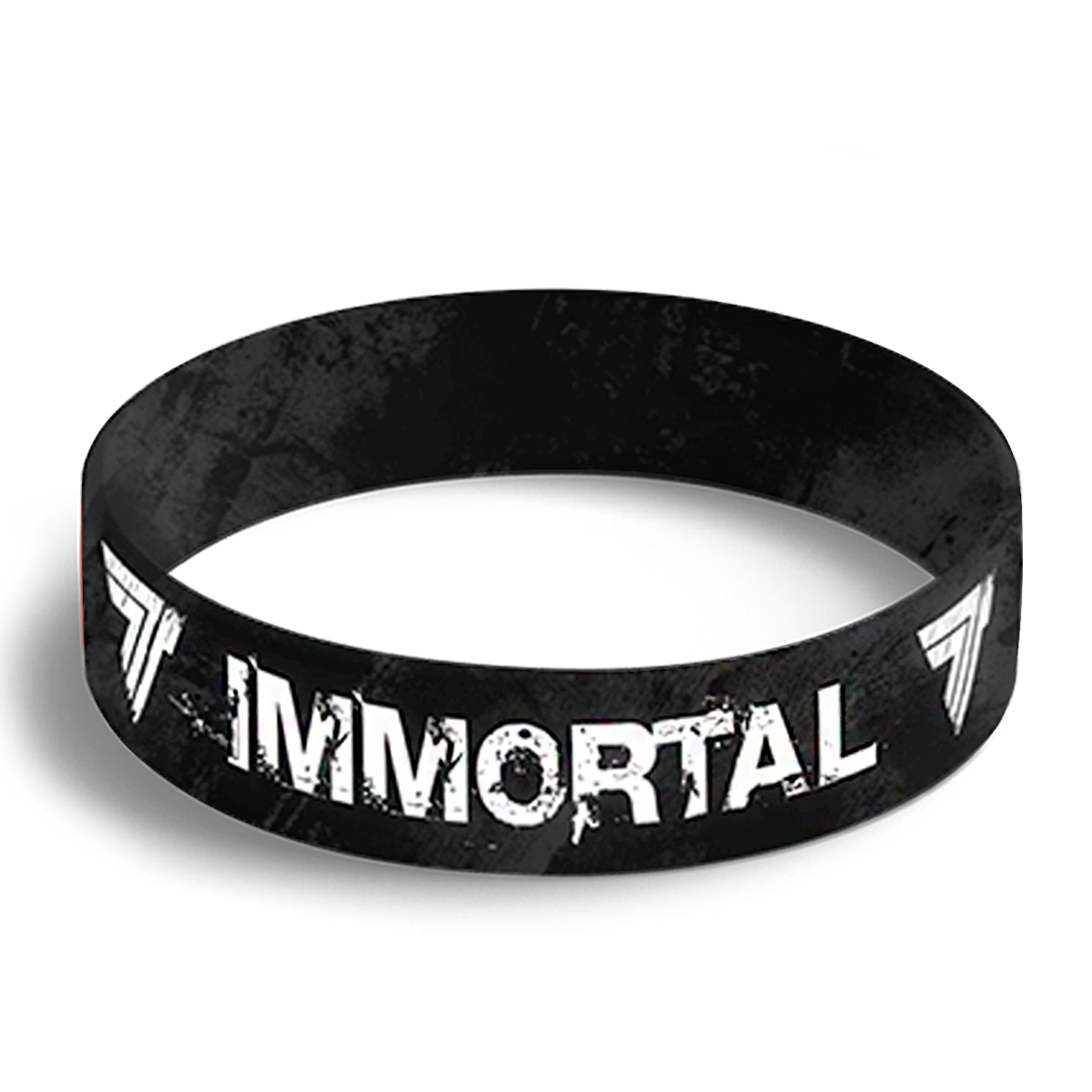 WRISTBAND 049 - IMMORTAL - BLACK Glowne