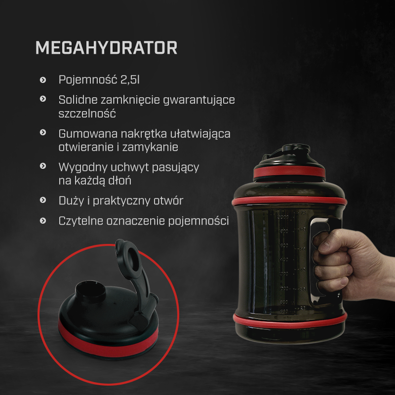 mega hydrator