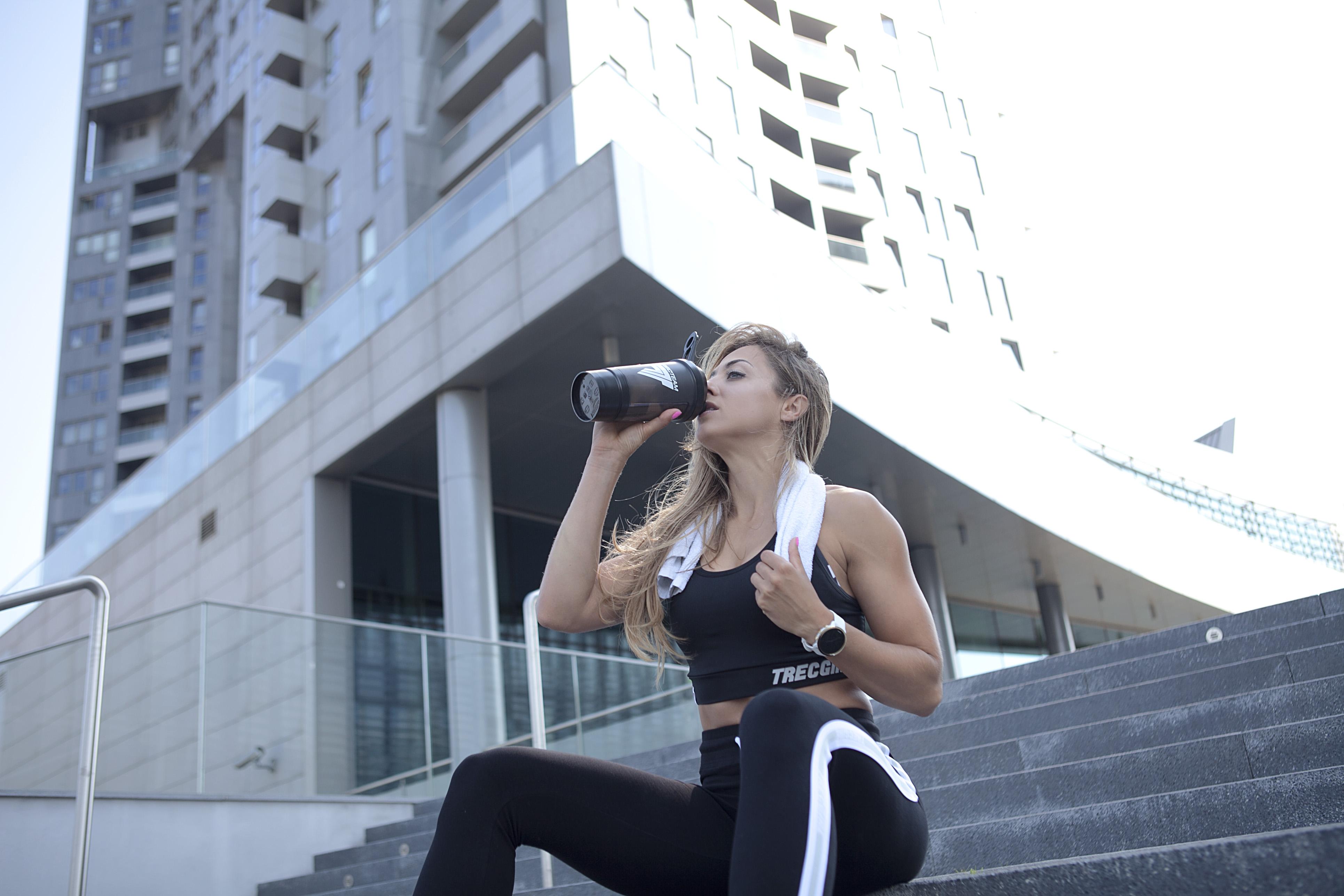 odżywki białkowe dla kobiet