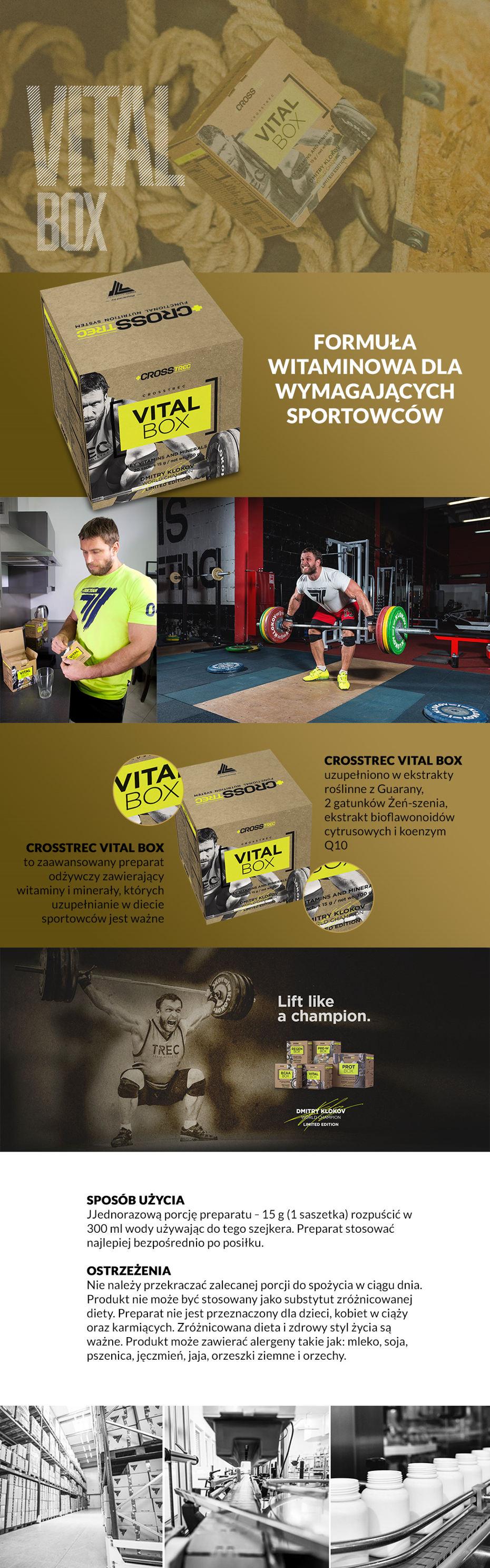 crosstrec vital box